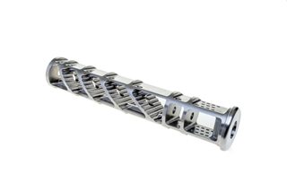 Titanium Silencer Core